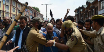Human rights in Kashmir